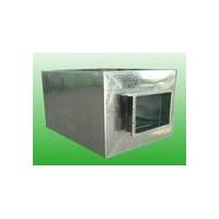 厂家低价供应消声静压箱那里选德州恒鑫空调设备全