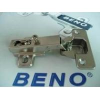 BENO品牌常用型一段力柜门铰链衣柜铰链合页暗铰链