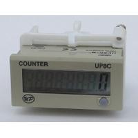 东莞供应工业用8位电子点数器自动化控制UP8C精度高点数准