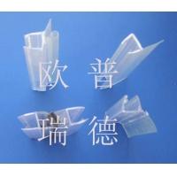 厂家低价批发各种无框玻璃门密封条
