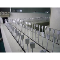 玻璃瓶自动喷漆烘干生产线