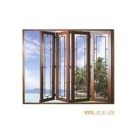 深圳市欧式豪华铝合金折叠门窗,铝木复合门,推拉门窗平开门窗实