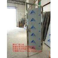 深圳哪里有定做质量好的不锈钢工程门厂家