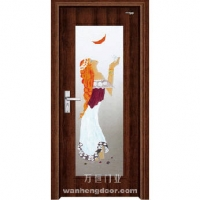 万恒钢木室内门,防盗门,防火门,非标门,白钢门