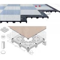 青岛塑胶网络地板,山东塑胶OA网络地板