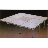 硫酸钙防静电活动地板,全钢架空防静电地板