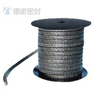 供应碳纤维石墨乳盘根_高碳纤维盘根