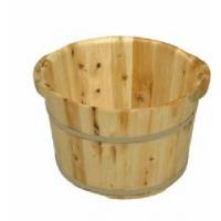 成都大港建材城新标卫浴沐浴木桶