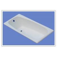 SG-4 佳丽型铸铁搪瓷浴缸