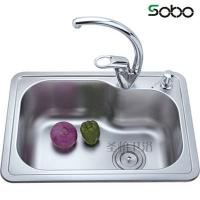 单盆水槽-S5842