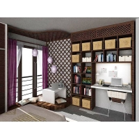 厂家直销定做或整体橱柜、衣柜、书柜等柜体