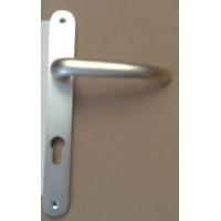 塑钢门铝锁