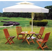 供应专业户外实木休闲桌椅庭院家具