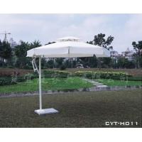 批发户外遮阳伞、实木中柱伞、侧边铝伞