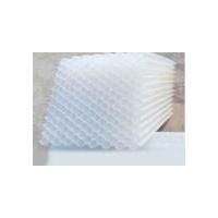 蜂窝斜管填料|六角蜂窝斜管|水处理塑料填料武汉韵虹