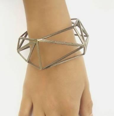 最合适送给女友的礼物——三维打印技术首饰