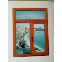 欧式木铝复合窗
