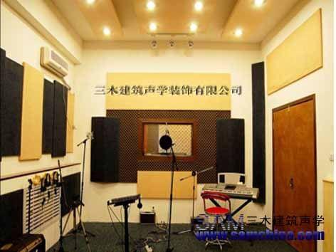 专业录音棚施工(sam三木)|录音棚隔音装修