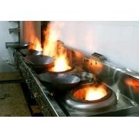 酒店专用不锈钢炒炉,甲醇燃料炒炉