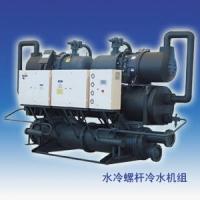 水冷螺杆冷水机组|陕西西安台佳中央空调