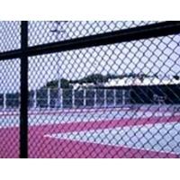 网球场专用围网及中网柱及球场灯光