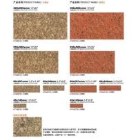 中国十大外墙砖品牌协进陶瓷3D喷墨外墙砖大啡钻系列