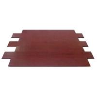 成都康丽竹地板-碳化富贵红竹地板
