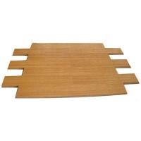 成都康丽竹地板-碳化侧压竹地板