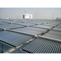 太陽能供暖空氣源供暖變頻空調太陽能熱水