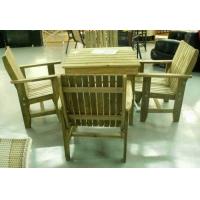 南京防腐木-南京富朗园林景观防腐木-桌椅