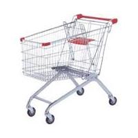 超市货架、购物车、展示架