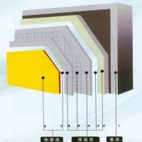 新罗士保温建材-聚苯颗粒保温涂料饰面系统