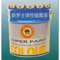 新罗士保温建材-弹性外墙保温专用墙面漆