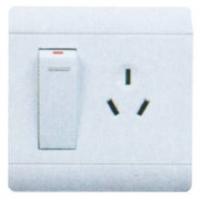 成都MK活动房专用曼科开关插座/开关三极插座