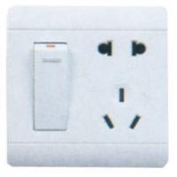 成都MANK曼科开关插座-MK-6系列(开关三极插座(大板)