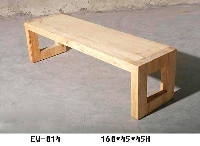 长凳 榆木桌 榆木家具 办公桌 现代流行家具 办公家具