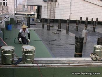 北京专业别墅防水 楼顶花园防水 游泳池防水专用材料