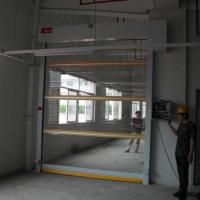 透明快速卷帘门|透明工业门|透视门