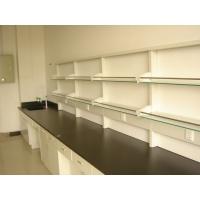 钢木实验室家具 防腐蚀理化板台面 实验室专用家具