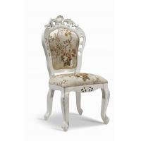 金瓜华庭欧式实木手工餐椅EB001
