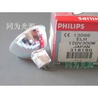 PHILIPS 13096 120V 300W 卤素灯泡(灯