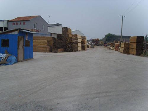 合肥木材市场