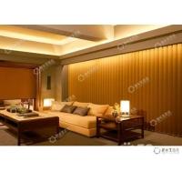 昆明昆塑科技销售木塑复合材料装饰墙板天花板和户外地板等