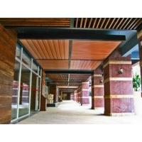 昆塑木塑复合材料提供室内外墙板地板复合材料遮阳板复合材料等