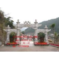 石雕欧式石亭、牌坊、华表、龙柱、人物浮雕、动物雕刻等