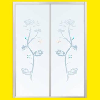 成都印象伟派门业-壁柜门系列 YE-001