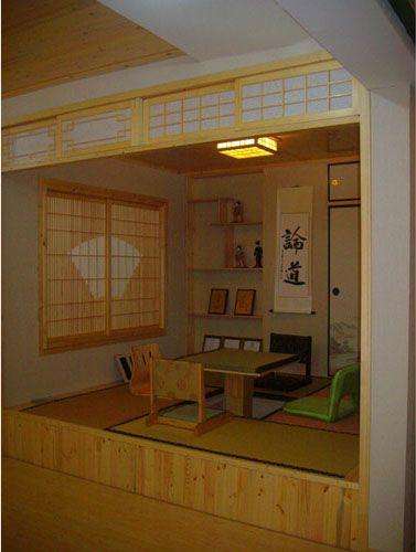 日本地暖装修效果图