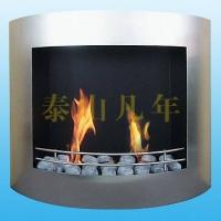 燃气壁炉纤维假木炭