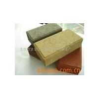 供应草坪砖、广场砖、透水砖,彩砖