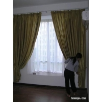 天津工程窗帘电动窗帘